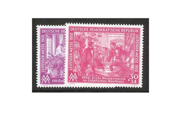 Frühausgabe DDR Mi.Nr. 248/249 postfrisch