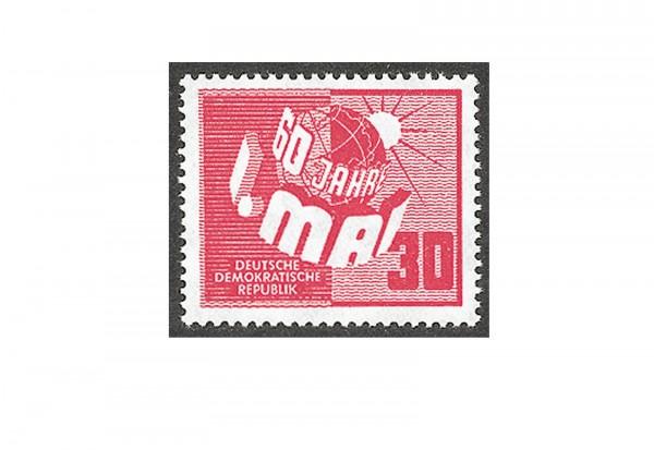 Briefmarke DDR 1. Mai 60 Jahre Tag der Arbeit 1950 Michel-Nr. 250 postfrisch