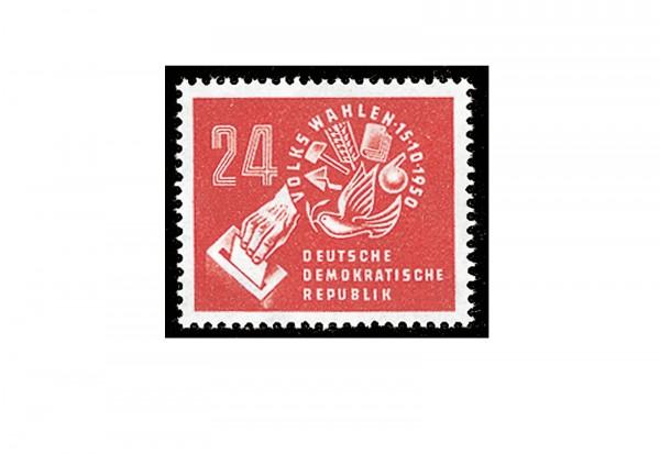 Briefmarke DDR Volkswahlen 1950 Michel-Nr.275 postfrisch