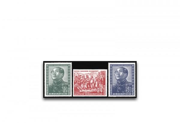 Briefmarken DDR Deutsch-chinesische Freundschaft Michel-Nr. 286-288 postfrisch