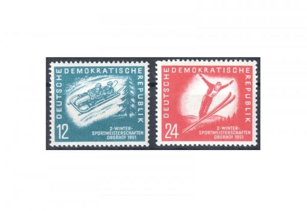 Frühausgabe DDR Mi.Nr. 280/281 postfrisch