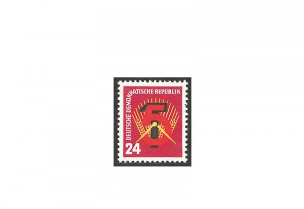 Briefmarke DDR Fünfjahresplan 1951 Michel-Nr. 293 postfrisch