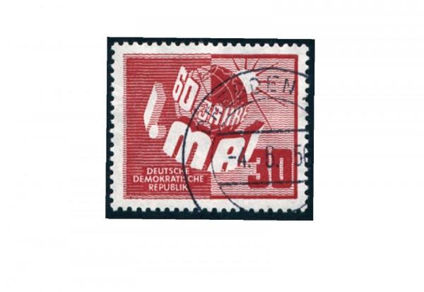 Frühausgabe DDR Mi.Nr. 250 gestempelt