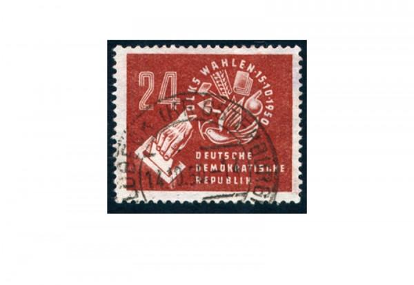 Briefmarke DDR Volkswahlen 1950 Michel-Nr. 275 gestempelt