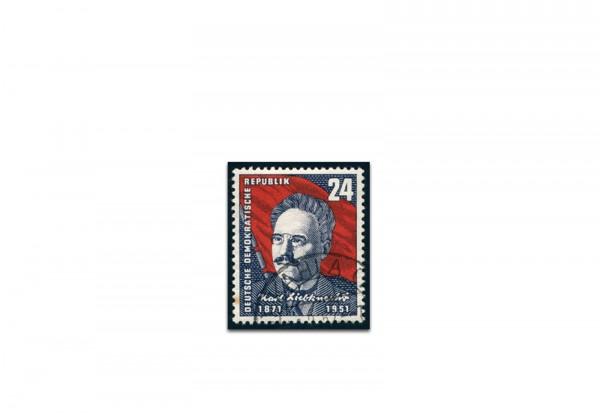 Frühausgabe DDR Mi.Nr. 294 gestempelt