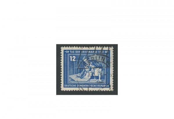 Briefmarke DDR Tag der Briefmarke 1951 Michel-Nr. 295 gestempelt