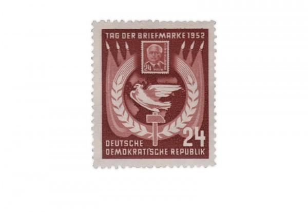 Briefmarke DDR Tag der Briefmarke 1952 Michel-Nr. 319 gestempelt