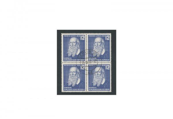 Briefmarken DDR Todestag Ludwig Jahn 1952 Michel-Nr. 317 gestempelt