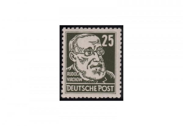 DDR Michel Nr. 334 va XI 1953 Persönlichkeiten postfrisch mit Fotoattest Paul BPP