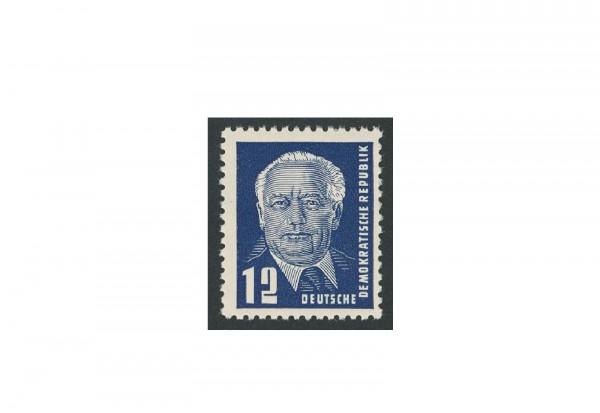 Briefmarke DDR Pieck (II) 1952 Michel.-Nr. 323 va XII postfrisch