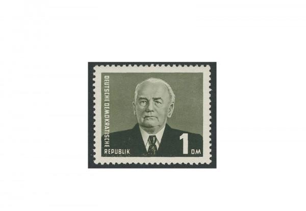 Briefmarken DDR Pieck II 1953 Michel-Nr. 342 b b XI postfrisch