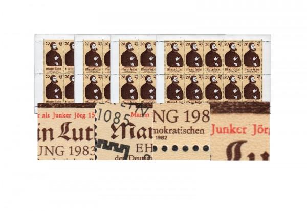 DDR-Plattenfehler-Kollektion 'Luther'