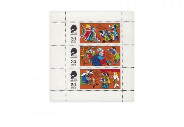 DDR Kleinbogen Mi.Nr. 2096-2098 **
