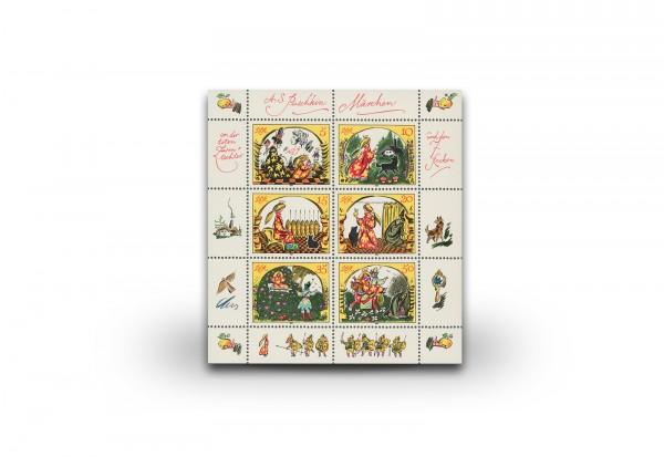 DDR Kleinbogen 1984 Michel Nr. 2914 bis 2919 postfrisch