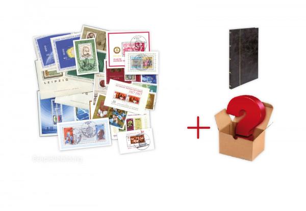 Briefmarken DDR 50 verschiedene Blocks gestempelt
