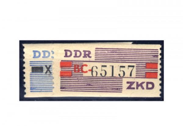 DDR Dienstmarken Dienst B III/IV postfrisch