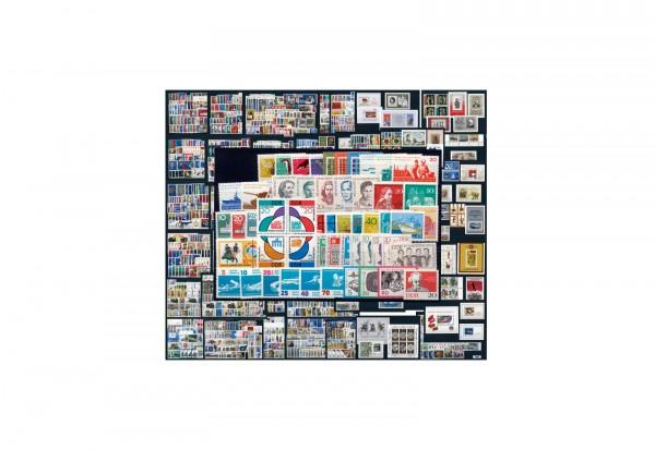 Briefmarken DDR Jahrgänge komplett 1960-1969 Michel-Nr. 746-1533 postfrisch