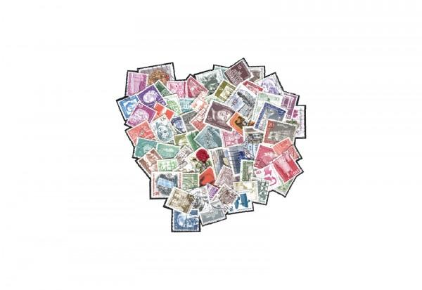 500 Berlin-Marken postfrisch und gestempelt
