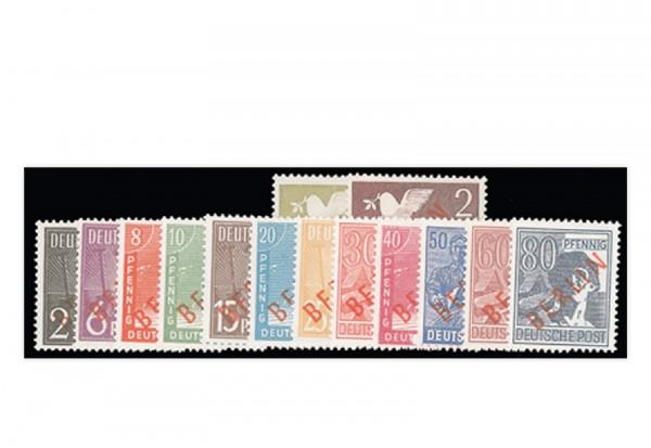 Berlin Briefmarken Mi.Nr. 21/34 postfrisch geprüft