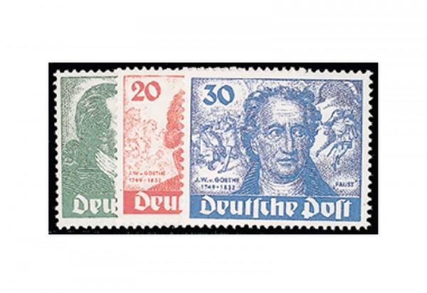 Berlin Frühausgaben Mi.Nr. 61/63 postfrisch