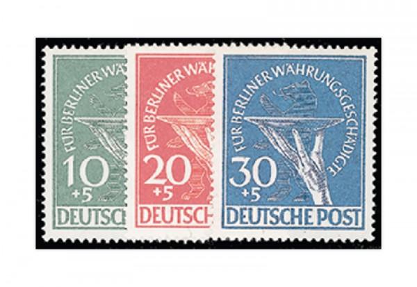 Berlin Frühausgaben Mi.Nr. 68/70 postfrisch