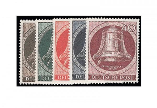 Berlin Frühausgaben Mi.Nr. 75/79 postfrisch