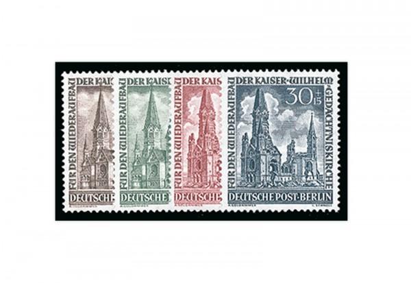 Berlin Frühausgaben Mi.Nr. 106/109 postfrisch