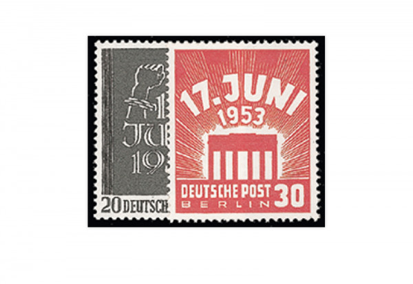 Berlin Frühausgaben Mi.Nr. 110/111 postfrisch