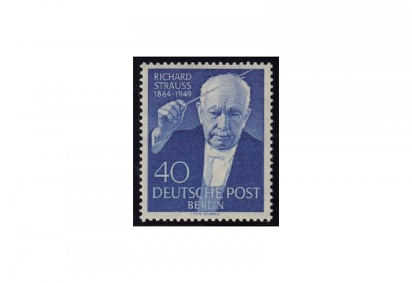 Berlin Michel-Nr. 124 Strauss postfrisch