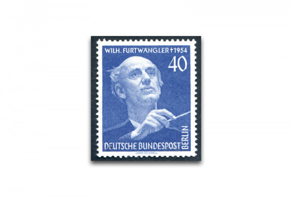 Briefmarke Berlin 1955 Michel Nr. 128 postfrisch