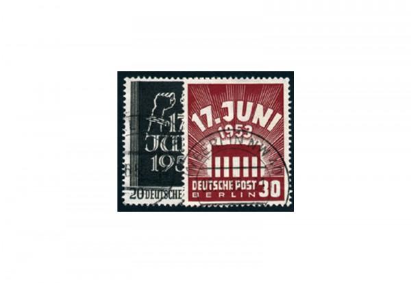 Berlin Frühausgaben Mi.Nr. 110/111 gestempelt