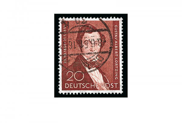 Berlin Frühausgaben Mi.Nr. 74 gestempelt