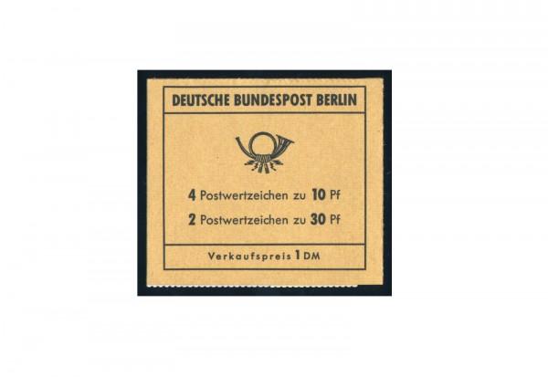 Berlin MH 6 1970 Brandenburger Tor (I) postfrisch