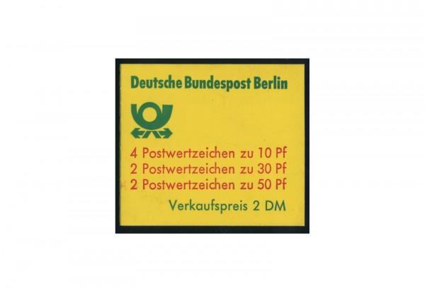 Berlin MH 10 1977 Burgen und Schlösser postfrisch