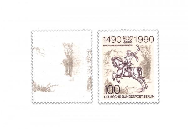 BRD/Berlin Geistermarke Michel Nr. 1445/860 F (III) postfrisch