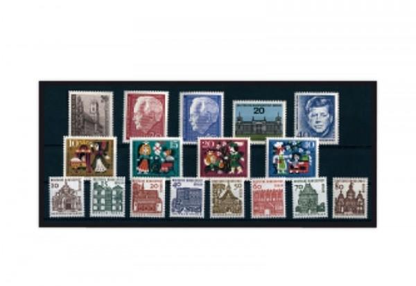 Berlin Jahrgang 1964 Mi.Nr. 233-249 postfrisch