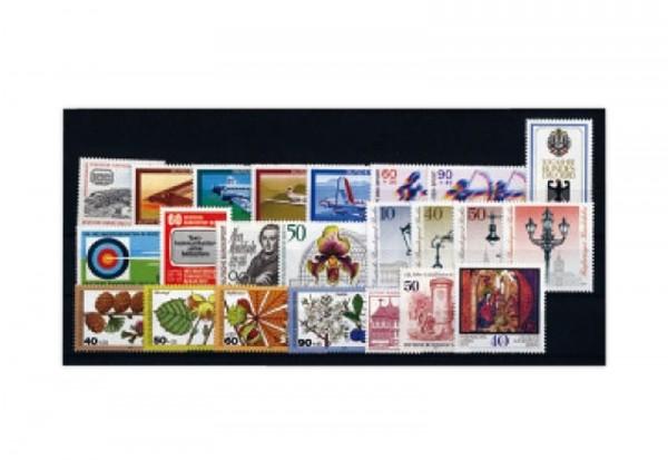 Briefmarken Berlin Jahrgang 1979 Michel-Nr. 591-613 postfrisch