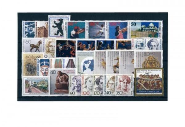 Berlin Jahrgang 1988 Mi.Nr. 798-829 postfrisch