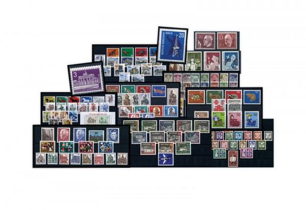 Berlin Jahrgänge 1960-1969 Sparpaket komplett Mi.Nr.191-352 **