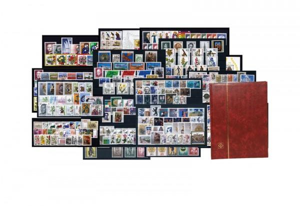 Berlin Jahrgänge 1980-1990 Sparpaket komplett Mi.Nr. 614-879 gestempelt