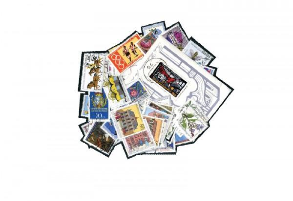BRD Zuschlagsmarken-Koll. 325 versch. Marken