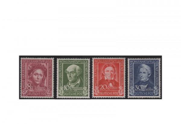 Briefmarken BRD Wohlfahrt I Michel-Nr. 117-120 postfrisch