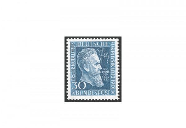 Briefmarke BRD Röntgen 1951 Michel-Nr 147 postfrisch