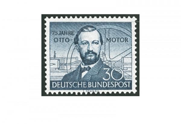 Briefmarke BRD 75 Jahre Ottomotor 1952 Michel-Nr. 150 postfrisch