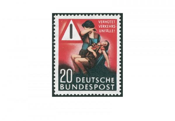 Briefmarke BRD Unfallverhütung 1953 Michel-Nr. 162 postfrisch