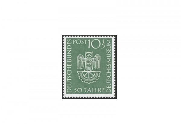 Briefmarke BRD 50 Jahre deutsches Museum 1953 Michel-Nr. 163 postfrisch