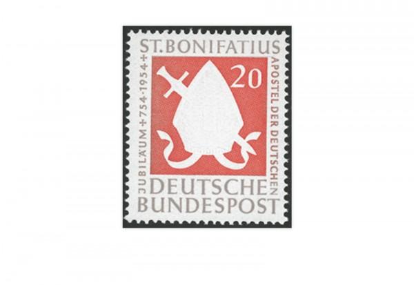 Briefmarke BRD St. Bonifatius 1954 Michel-Nr. 199 postfrisch