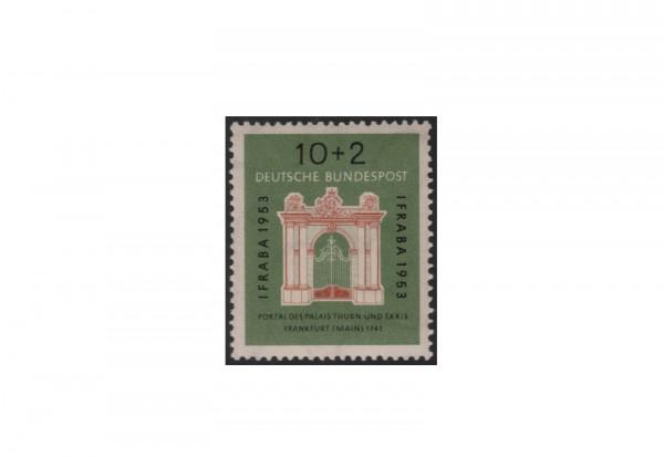 Briefmarke BRD IFRABA 1953 Michel-Nr. 171 postfrisch