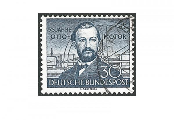 Briefmarke BRD Ottomotor 1952 Michel-Nr. 150 gestempelt