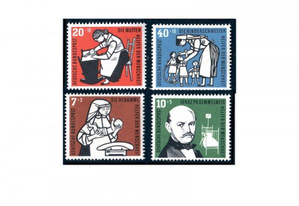 Briefmarken BRD Wohlfahrt Kinderpflege 1956 Michel-Nr. 243-246 postfrisch